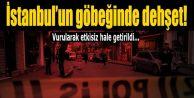 İstanbul'da polise satırlı saldırı!