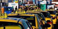 İstanbulda taksicilerden geri adım: Kontak...