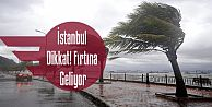 İstanbullular dikkat! Kuvvetli lodos geliyor
