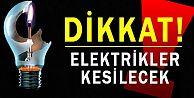 İstanbul'un 13 İlçesinde Elektrik Kesintisi