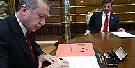 İşte Erdoğan'ın kabineyi onayladığı an