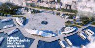 Kabataş Martı Projesi'nin imar planı askıya alındı