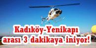 Kadıköy-Yenikapı arası 3 dakikaya iniyor!