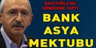Kılıçdaroğlu'ndan Davutoğlu'na Bank Asya mektubu