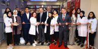 Küçükköy Meslek Lisesinde TUBİTAK 4006 Bilim Fuarı açıldı