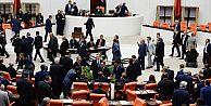 Meclis'te gündem dokunulmazlıklar