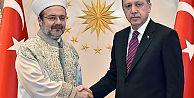 Mehmet Görmez'e yeni makam aracı tahsis...
