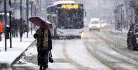 Meteoroloji uyardı: Marmara'ya kar geliyor