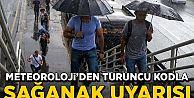 Meteoroloji'den sağanak ve fırtına uyarısı!...