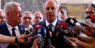 Muharrem İnce'den Kılıçdaroğlu'na 'kurultay' teklifi