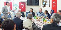 Murat BAŞESGİOĞLU,Kastamonu Daday Derneğini Ziyaret Etti