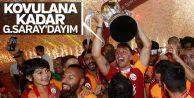 Muslera: Kovulana kadar Galatasaray'dayım