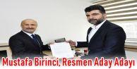 Mustafa Birinci Sultangazi Belediye Başkan aday adayı oldu