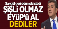 Mustafa Sarıgül bombası! Şişli'yi istedi,