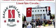 Neden Özel Şafak Anadolu Sağlık Meslek Lisesi İşte Cevabı...