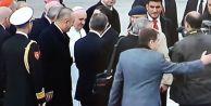 Papa Franciscus Ankara'ya geldi