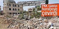 PKK Nusaybin'de camiye saldırdı