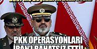 PKK'ya operasyonlar İran'ı rahatsız etti!