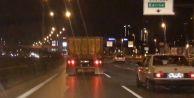 Plakaları söktü, son gaz devam etti! İstanbul'da dehşete düşüren görüntü