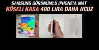 Samsung'un metal köşeli telefonu: Galaxy Alpha