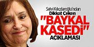Selvi Kılıçdaroğlu'ndan Baykal Kaseti Yorumu