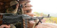 Sınır hattına saldıran PKK/PYD-YPG'li teröristler etkisiz hale getirildi