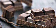 Siyah çikolata gençleştiriyor