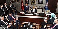 Süleyman Soylu, Trabzon'a bakan olarak döndü