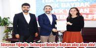 Süleyman Yiğitoğlu, Sultangazi Belediye Başkanı aday adayı oldu!
