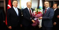Sultangazi Belediyesi Abdurrahman Dursun Hizmet Bayrağını Devraldı