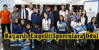 Sultangazi'de Başarılı Engelli Sporculara Ödül