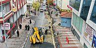 Sultangazi'de caddeler