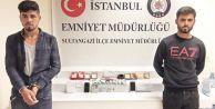 Sultangazi'de Dolandırıcılar Polisin Dikkati Sayesinde Yakalandı