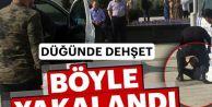 Sultangazi'de Evlendirme Dairesi'nin önünde iki grup arasında silahlı kavga çıktı
