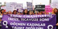 Sultangazi'de Göçmen Kadın Cinayetlerini Protesto Eylemi