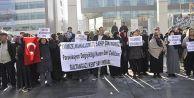 Sultangazi'de imar planı protestosu