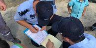 Sultangazi'de izinsiz yerlerde kurban kesimi yapanlara ceza yağdı