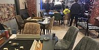 Sultangazi'de kafede oyun oynayanlara 50 bin lira ceza kesildi
