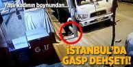 Sultangazi'de korkunç olay! Girdikleri evde uyuyan kadına dehşeti yaşattılar!
