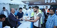 Sultangazi'de Ramazan'ın İlk Günü