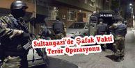 Sultangazi'de Şafak Vakti Terör Operasyonu
