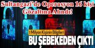 Sultangazi'de Siber Dolandırıcı Operasyonunda 16 kişi Gözaltına Alındı!