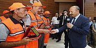 Sultangazi'de Temizlik İşçilerine Motivasyon Ödülleri