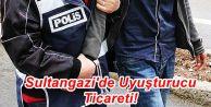Sultangazi'de uyuşturucu ticareti yapan şahıslar suçüstü yakalandı