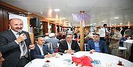 Sultangazi'de Yaşlılar Boğaz Turunda