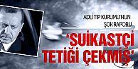 Sultangazi'de,Erdoğan'a yapılan suikastte tetiğe basılmış