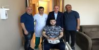 Sultangazili Genci Aziz Babuşcu Ziyaret etti!