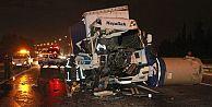 Sultangazi'de Trafik Kazası: 2 Yaralı