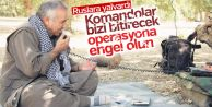 Terör örgütü PKK, Afrin için Rusya'dan yardım istedi