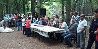 Tirebolu Kuzgunlular Piknikte Coştu